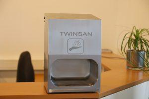 TWINSAN vollautomatischer Desinfektionsmittelspender